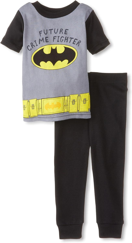 AME Sleepwear Boys DC Comics Batman Future Crime Fighter Toddler PJ