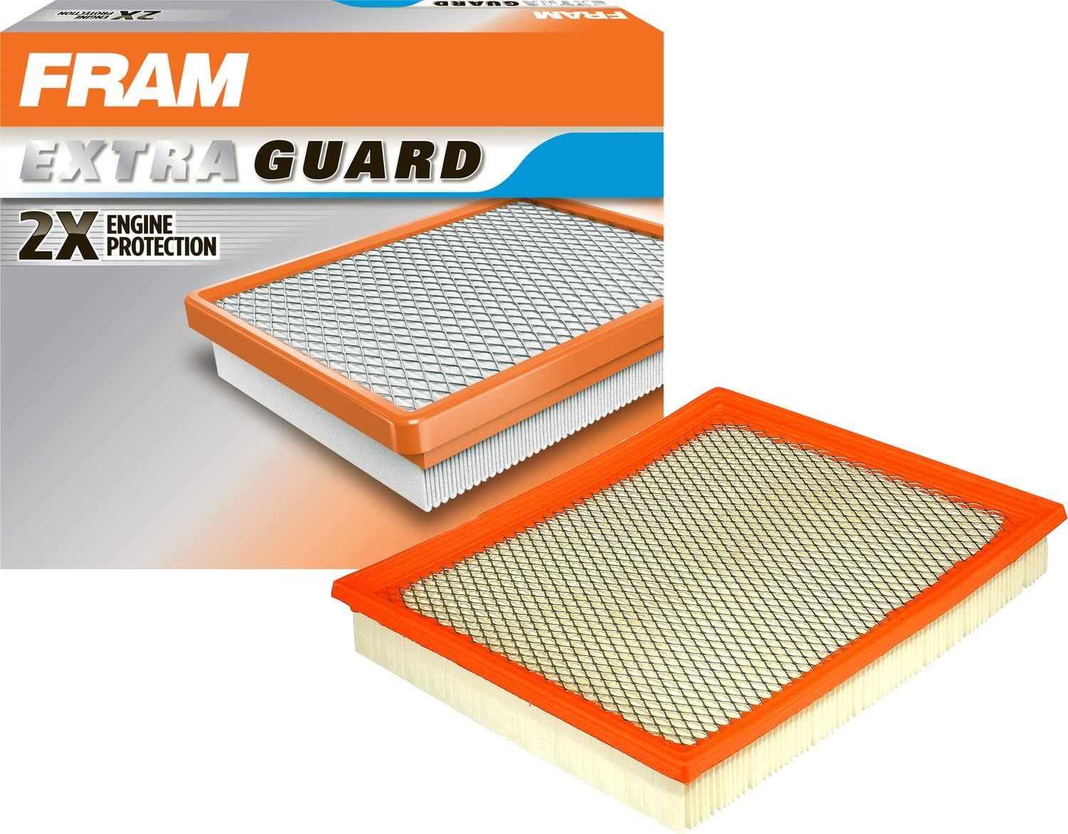 FRAM CA7440 Extra Guard Plastisol Air Filter