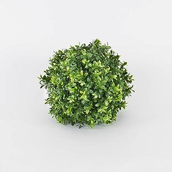 Amazonde Artplants Künstliche Buchskugel Tom 432 Blätter