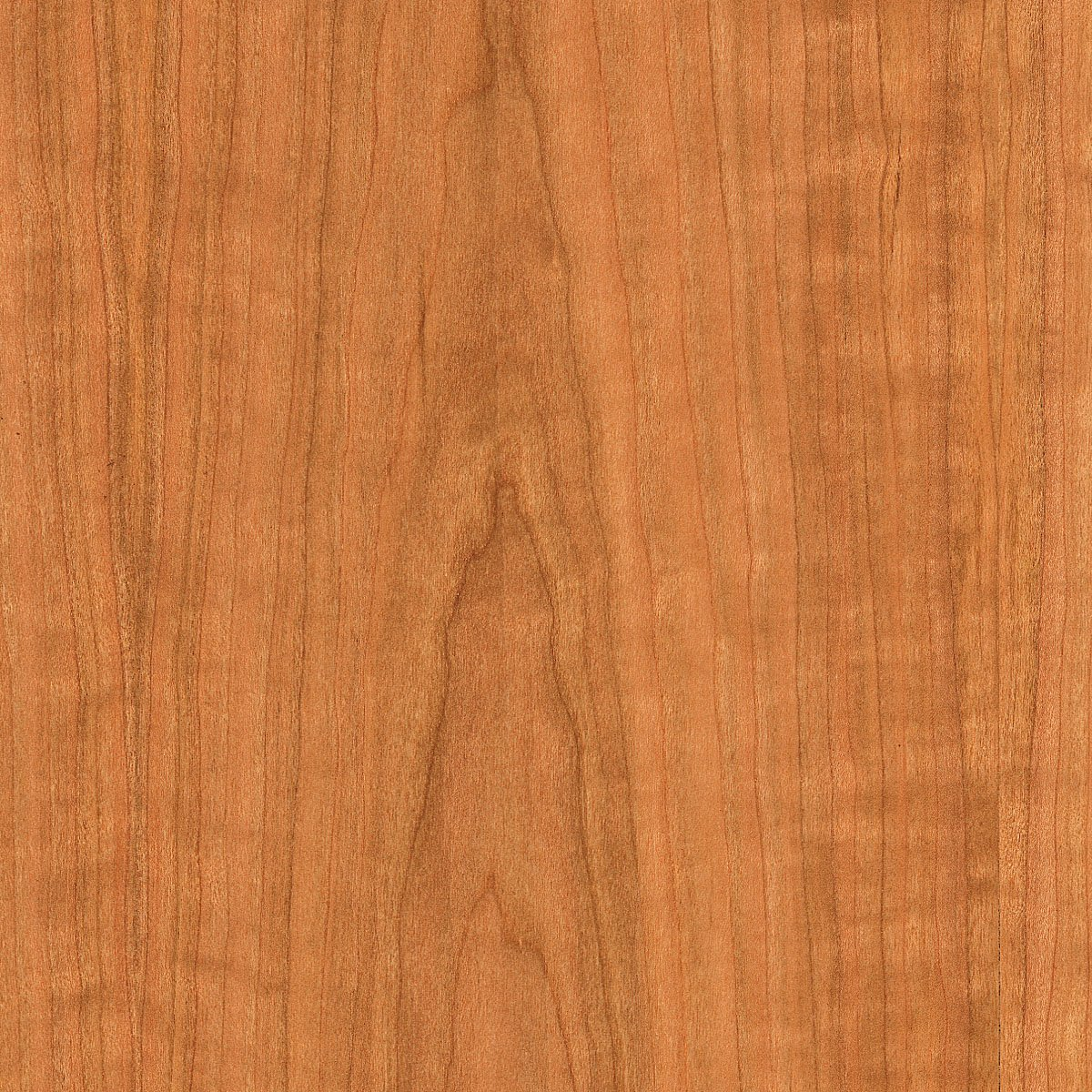 Cherry, Flat Cut, 24x96 10 mil(Paperback) Wood Veneer Sheet by Wood-All