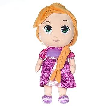 "Disney 37016 ""Rapunzel Princess Toddler Suave Juguete, ..."