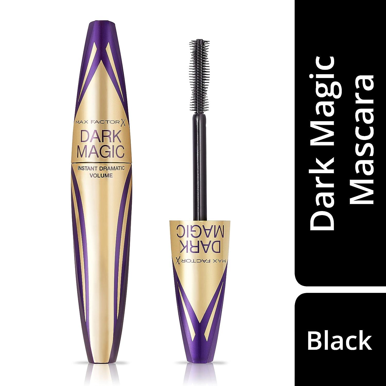 fb8856d155e Max Factor Dark Magic Mascara, Dramatic Volume, Black, 1 ml: Amazon.co.uk:  Beauty