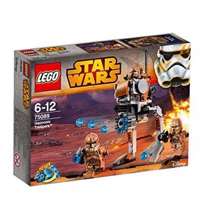 LEGO Star Wars 75089: Toys & Games