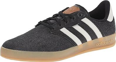 adidas Skateboarding Men s Seeley Cup - Black Mist Stone Gum Sneaker - 7.5 014b651a1