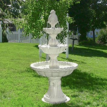 handyman build fountains family outdoor to garden view landscaping all garfou fountain a how