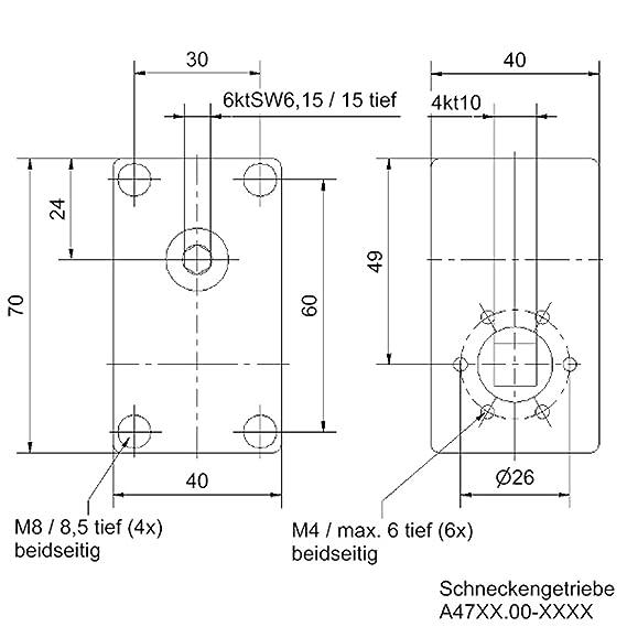 Temperatur Sensor BTH F14D NTC Glassensor  5000 Ohm  3,5mm L75mm  1Stck