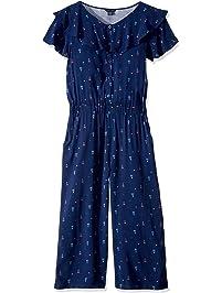 098767df38af Tommy Hilfiger Big Girls  Printed Jumpsuit