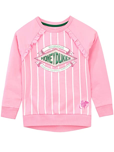 Ellos Girls Pink Smart Casual Sweatshirt from Age 8 9 10 11 12 13 Years