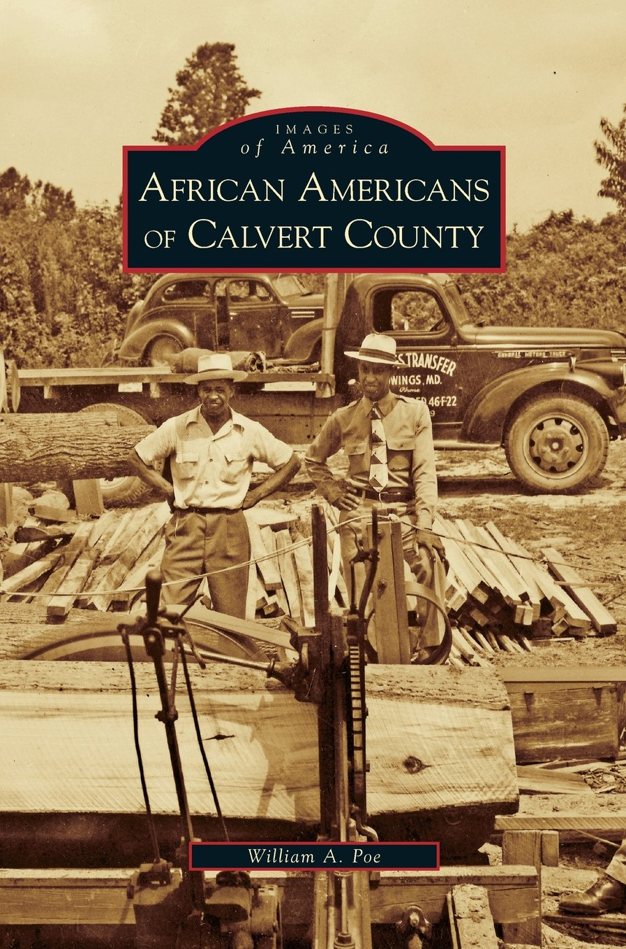 Download African Americans of Calvert County pdf