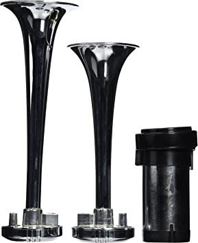 TWIN TONE AIR HORNS FOR MG MODELS HIGH POWER COMPRESSOR /& EASY TO FIT
