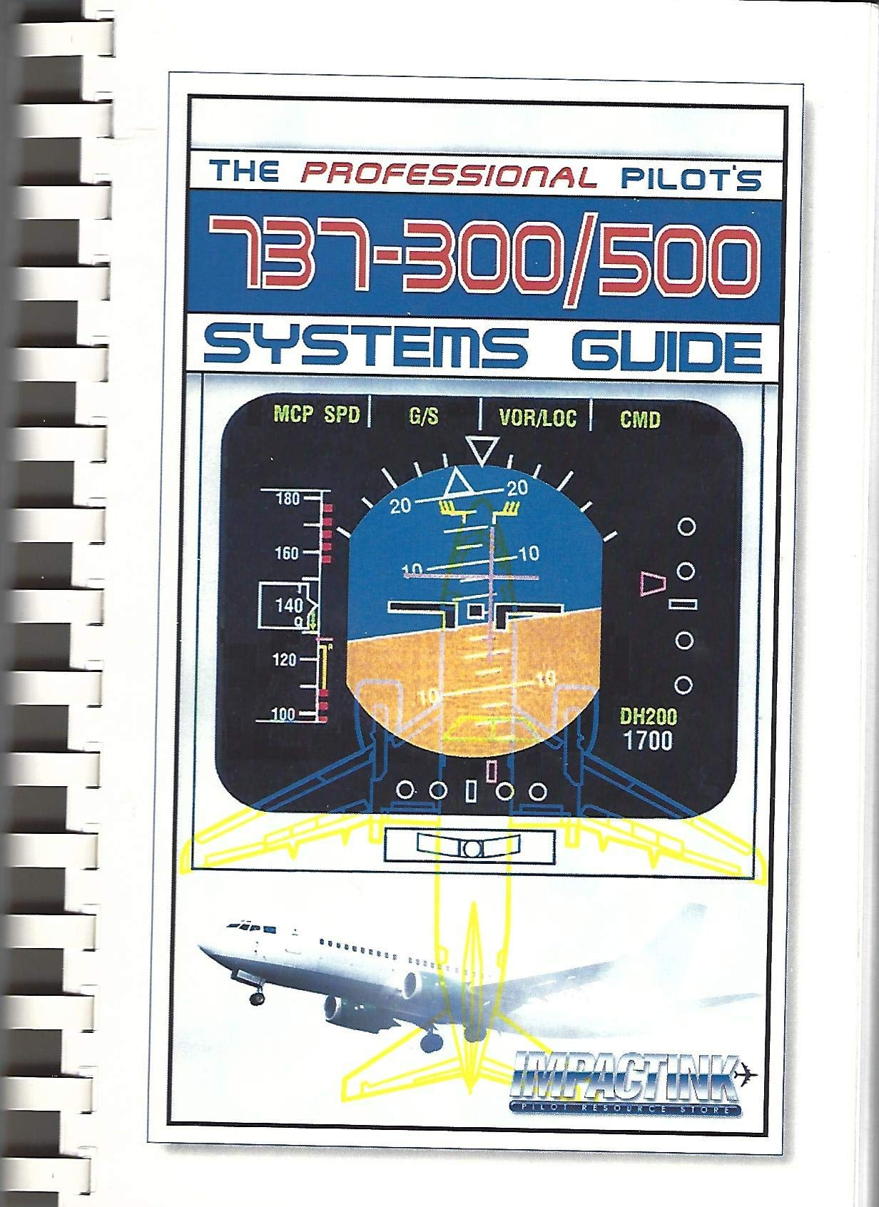 QUICK STUDY GUIDE FOR THE BOEING 737-300/500: Amazon.co.uk: Avsoft: Books