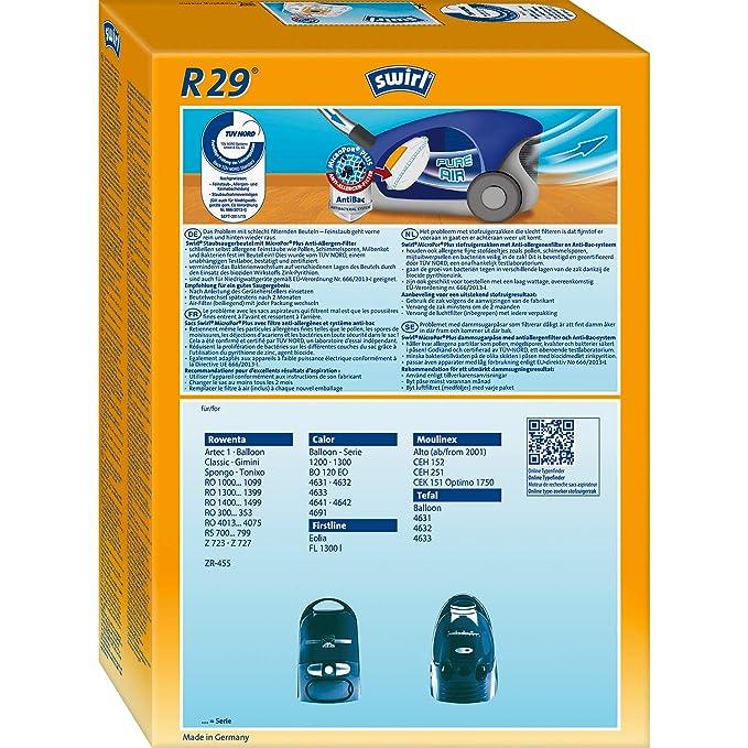 Amazon.com: MEL SWI R29Airspace Staubbtl.: Kitchen & Dining