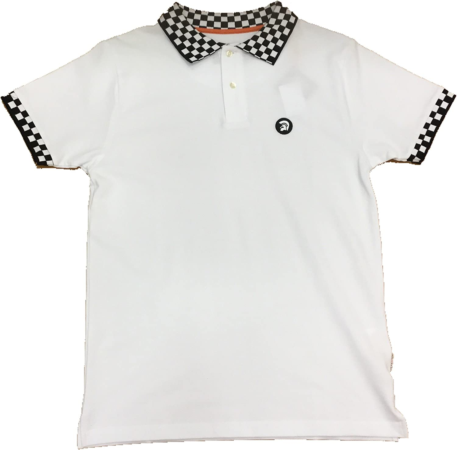 Trojan Records - Camiseta - para hombre blanco crudo M: Amazon.es ...