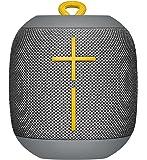 Ultimate Ears Bluetooth スピーカー WS650GR グレー (STONE) 防水 IPX7 ワイヤレス ポータブル 10時間連続再生 WONDERBOOM 国内正規品 2年間メーカー保証