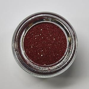Cranberry Colored Sand - Wedding Sand - Vase Fillers - Fairy Garden Sand - 1 Pound