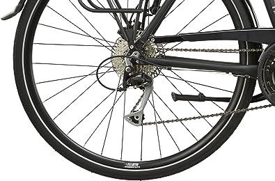 Vermont Eaton - Bicicletas trekking Hombre - negro Tamaño del ...