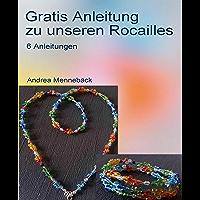 Gratis Anleitung zu unseren Rocailles (German Edition)