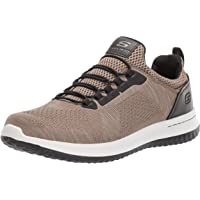Skechers Classic Fit USA: Delson - Brewton, Tenis para Correr Hombre