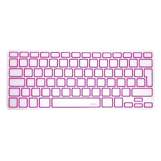 """189 opinioni per MiNGFi Copritastiera silicone coperchio della tastiera per MacBook Pro 13"""" 15"""""""