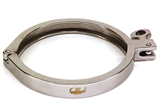 R 1.5in HFS Tri Clamp Clover Stainless Steel 304