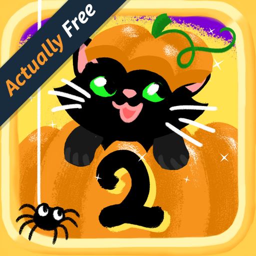 Halloween Games: Kids Puzzle (Halloween Games For Toddlers)