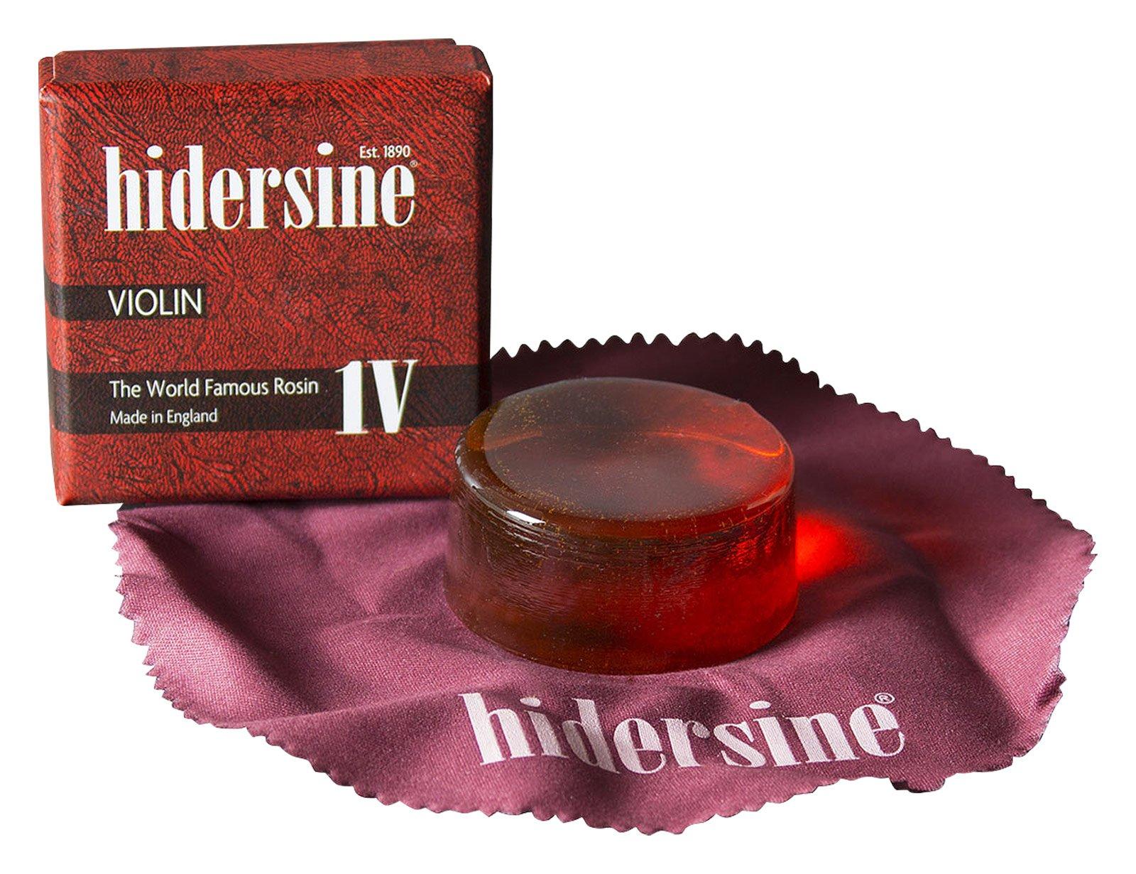 Hidersine VP-031V Series I Bow Rosin - Violin