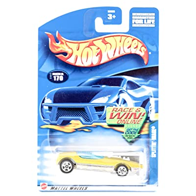 Hot Wheels 2002-170 Splittin' Image OLIVE: Toys & Games