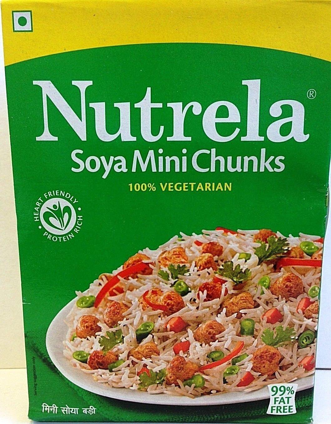 Nutrela Soya Mini Chunks