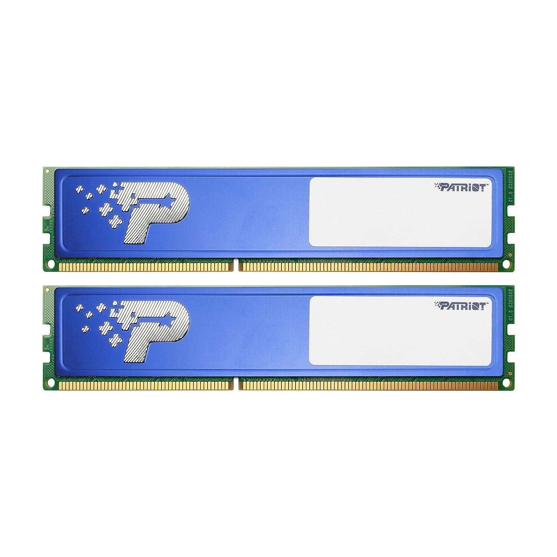 春早割 PATRIOT パトリオットメモリー デスクトップ用メモリ 16GBx2 DDR4 2133MHz (PC4-17000) 16GBx2 CL15 DDR4 1.2V CL15 ヒートシンク付 PSD432G2133KH B01BI8UJVM, ランニングクラブ グラスホッパー:0235d37a --- ballyshannonshow.com