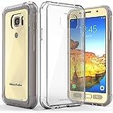Galaxy S7 Active Case, Fosmon DURA-T Slim [Flexible   Gel] TPU Back Cover Case for Samsung Galaxy S7 Active
