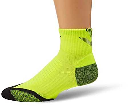Nike Elite Running Cushion QTR - Calcetines Unisex