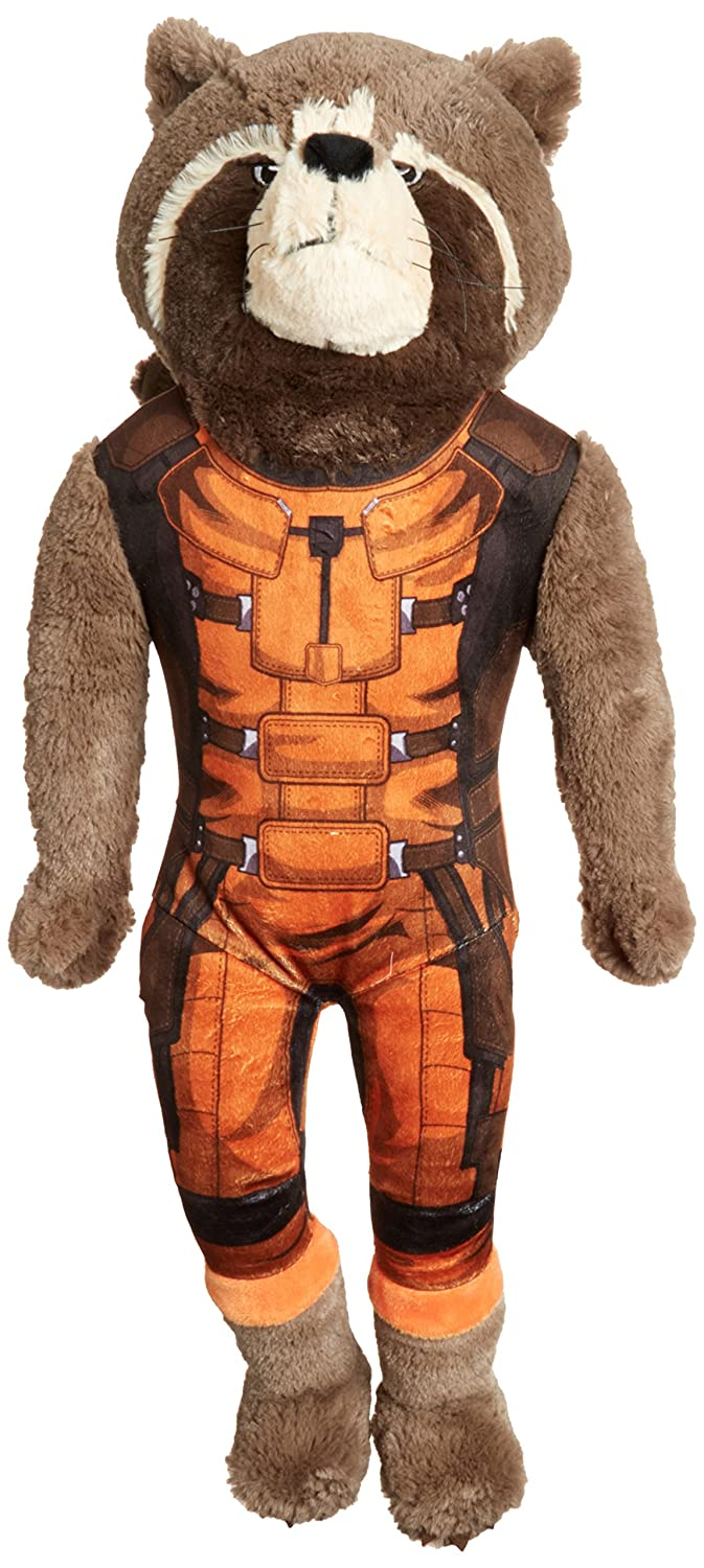 Marvel Guardians of The Galaxy Rocket Raccoon 24' Plush Pillow Buddy Jay Franco and Sons Inc JF22479CD Misc. Product