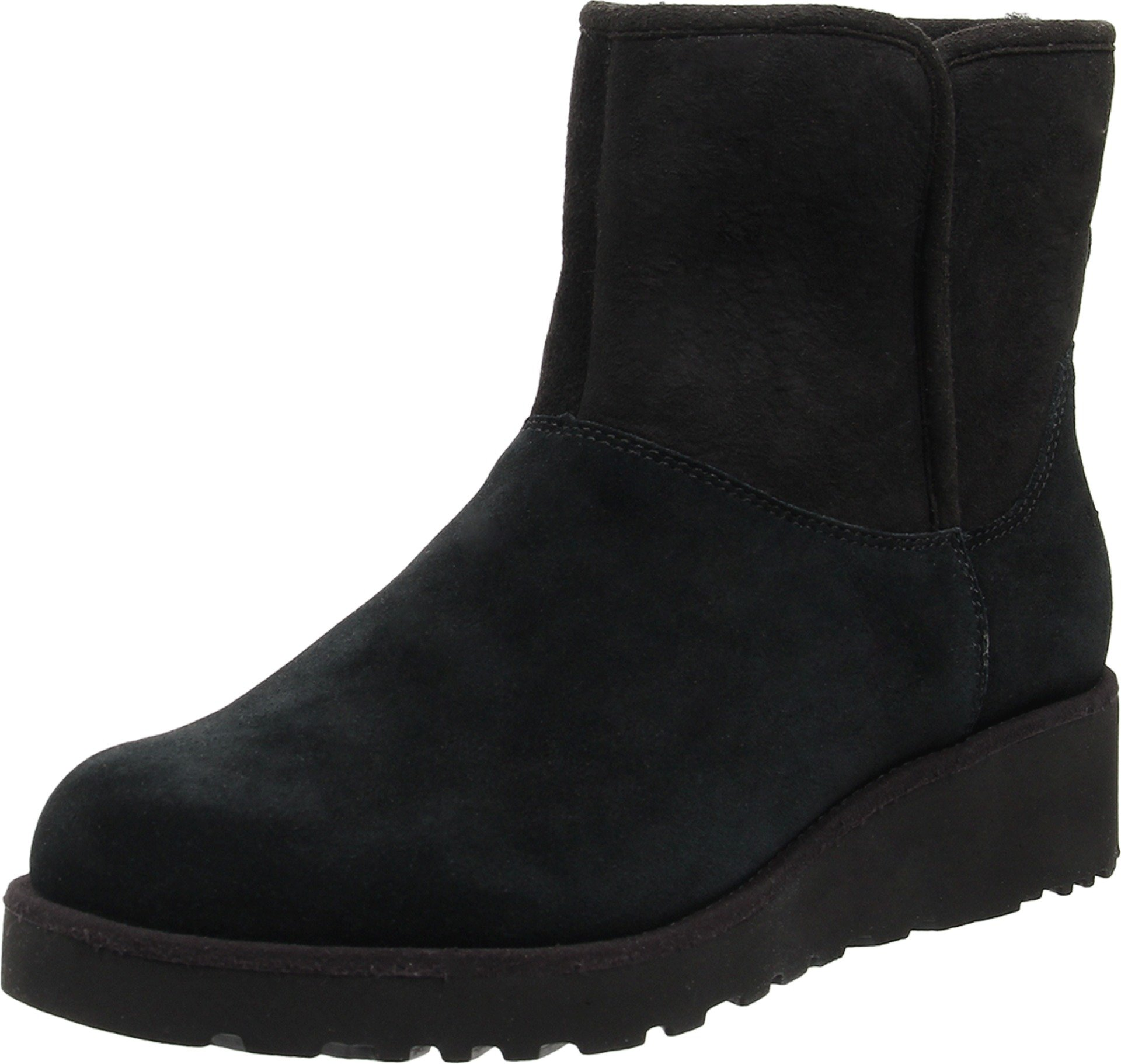 UGG Women's Kristin Winter Boot, Black, 8 B US
