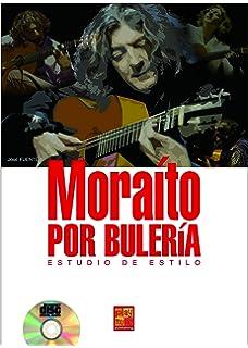 Moraíto (Estudio de estilo) - 1 Libro + 1 CD