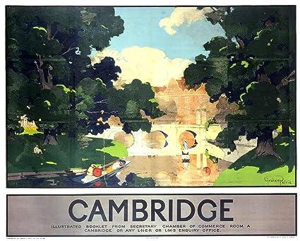 Amazon com: WholesaleSarong Cambridge LNER LMS Vintage