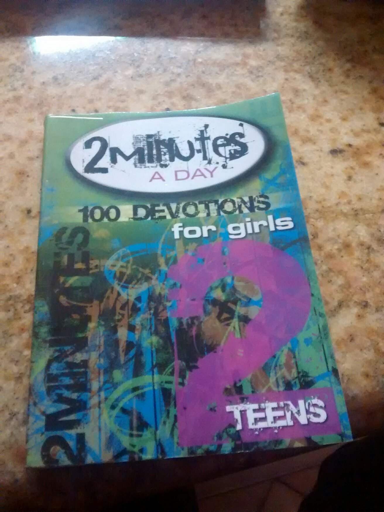 2 minute devotions for teens