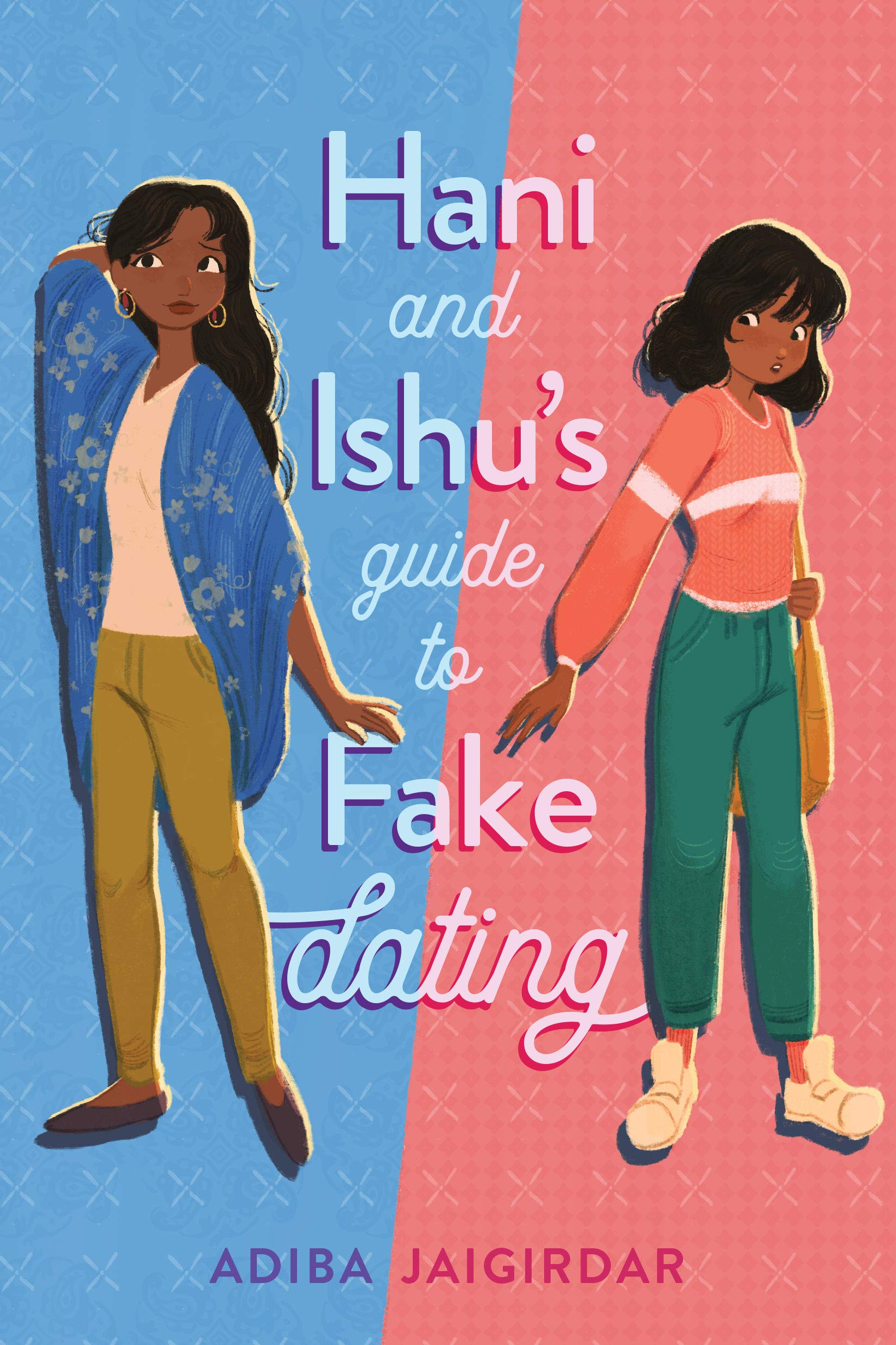Amazon.com: Hani and Ishu's Guide to Fake Dating (9781645672579):  Jaigirdar, Adiba: Books