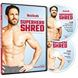 Men's Health Superhero Shred: Starring Celebrity Trainer Don Saladino - 2 DVDs Packed with Full Body Workouts