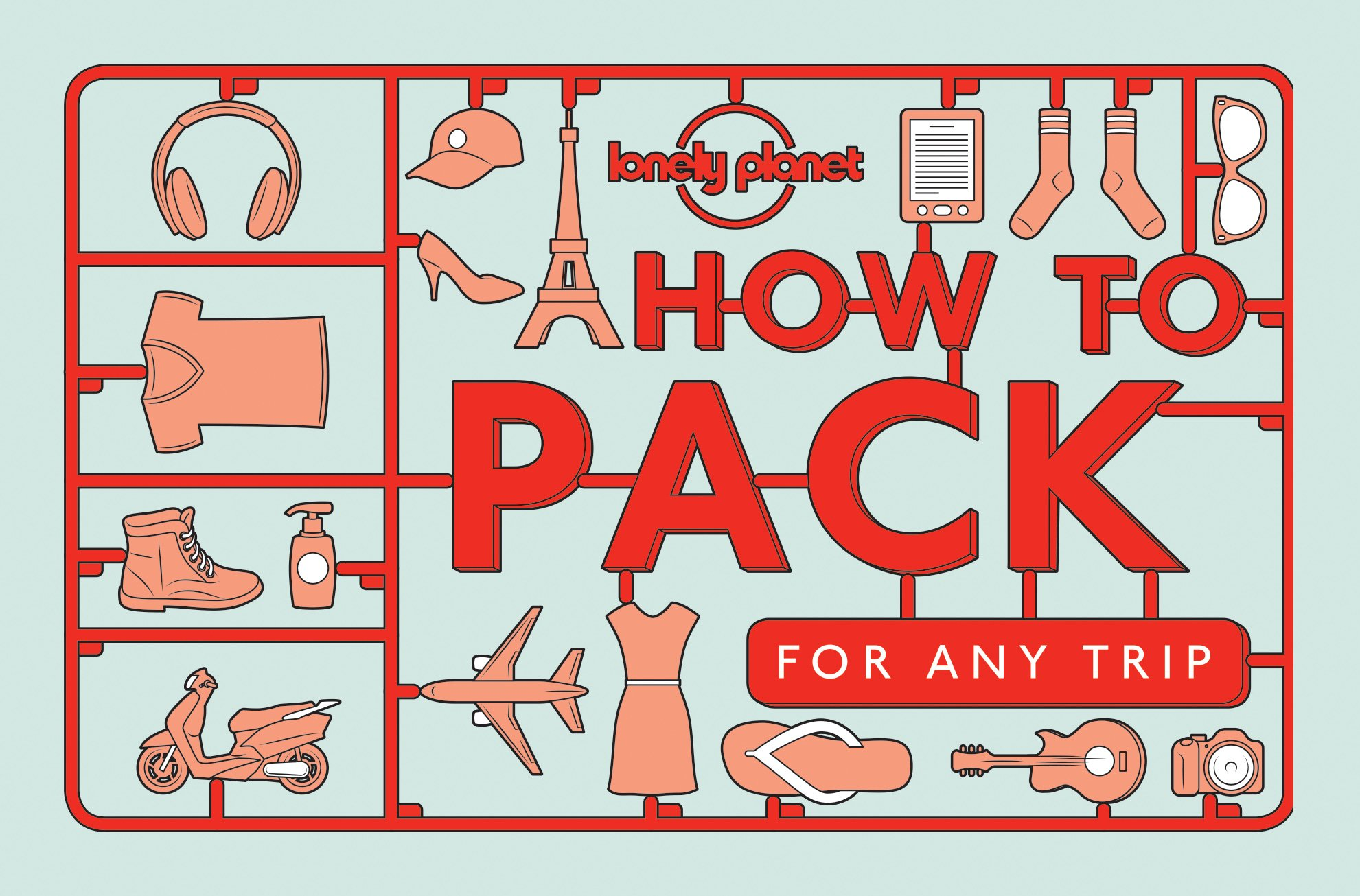 How to Pack for Any Trip (Lonely Planet) pdf