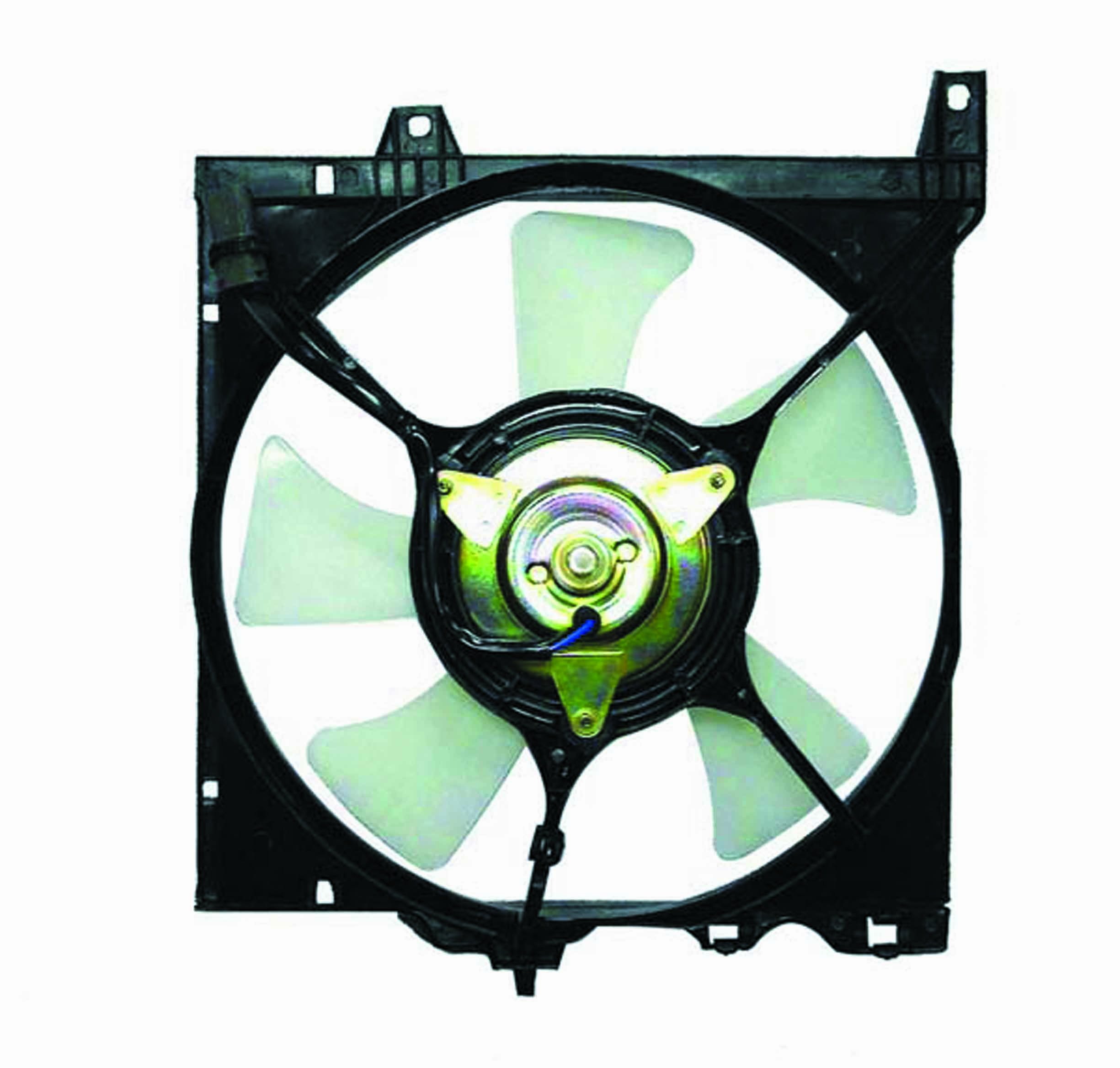 Depo 315-55029-120 Radiator Fan Assembly