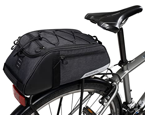 ArcEnCiel Waterproof Bike Bag Mountain Road Bicycle Bike Bag Cycling Double  Side Rear Rack Tail Seat Trunk Bag Pannier
