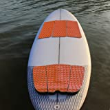 Abahub 9 Piece Surf Deck Traction Pad Premium EVA
