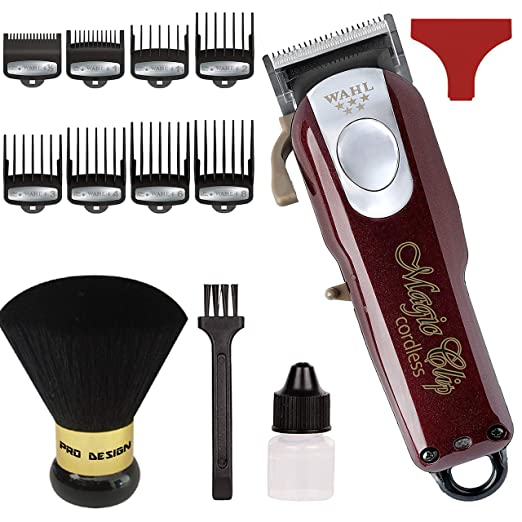 Wahl 8148 Magic Clippers For Black Hair