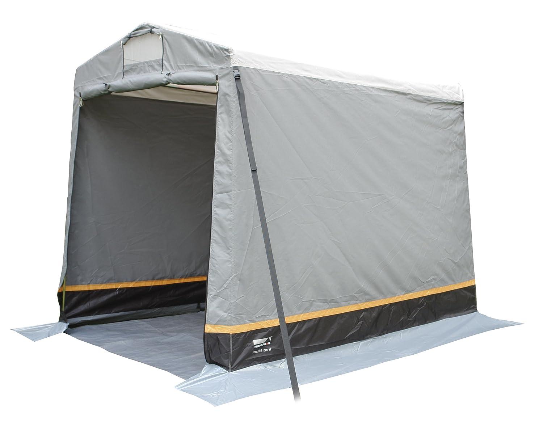 high peak zelt multitent grau schwarz orange 14040. Black Bedroom Furniture Sets. Home Design Ideas