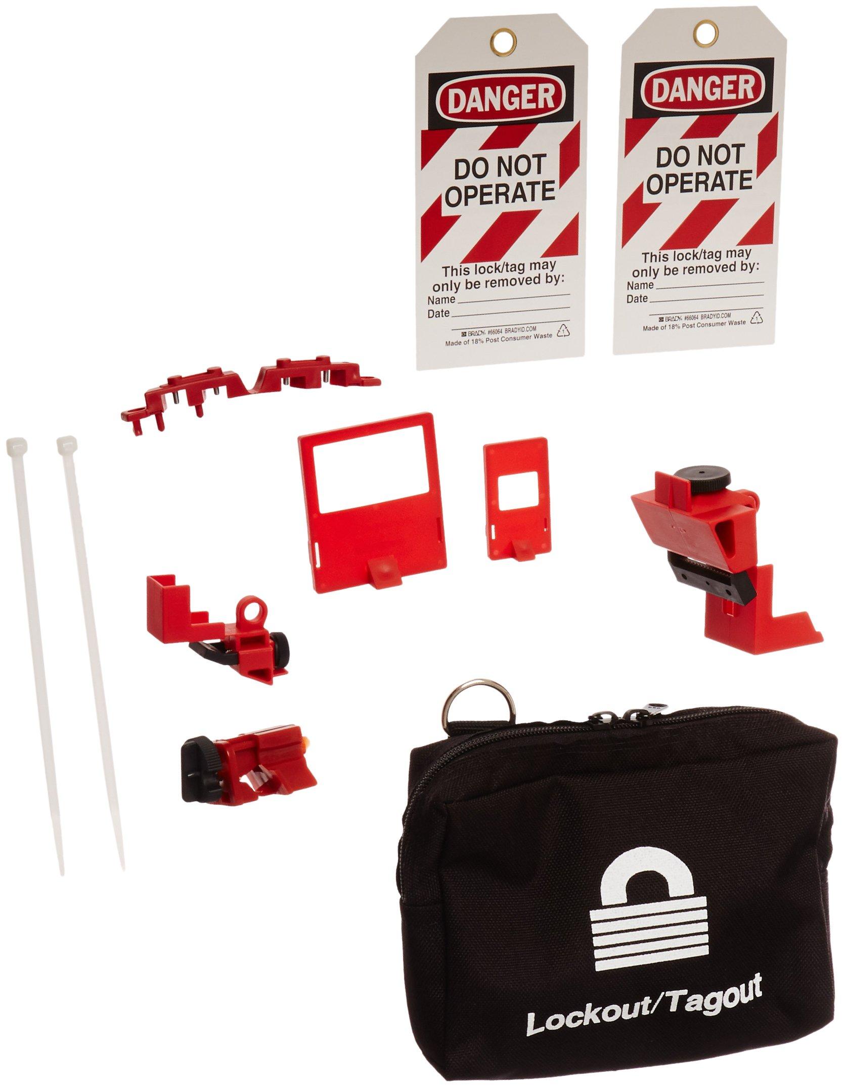 Brady 95539 Basic Breaker Lockout Kit without Lock