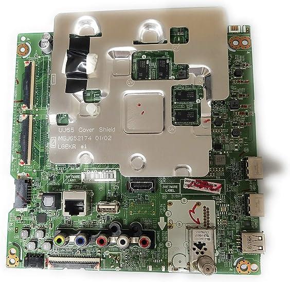 Placa Principal Modelo EAX67146203 para LG 49UJ6300: GENERIC: Amazon.es: Electrónica