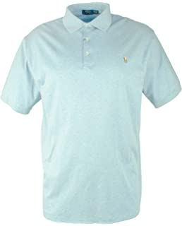 4b530a1a4 Polo Ralph Lauren Men s Big and Tall Short Sleeve Pima Soft-Touch Polo Shirt