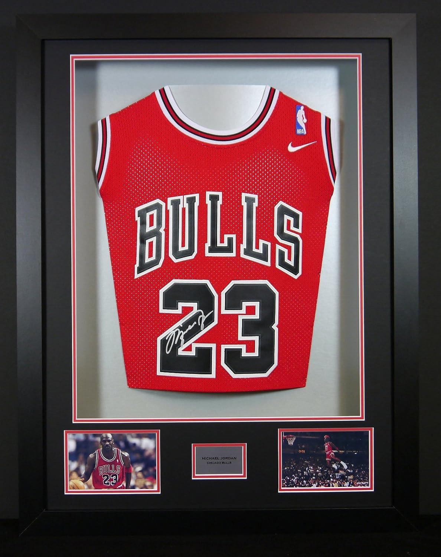 Frame It Display It Gerahmtes Trikot von Michael Jordan von den ...