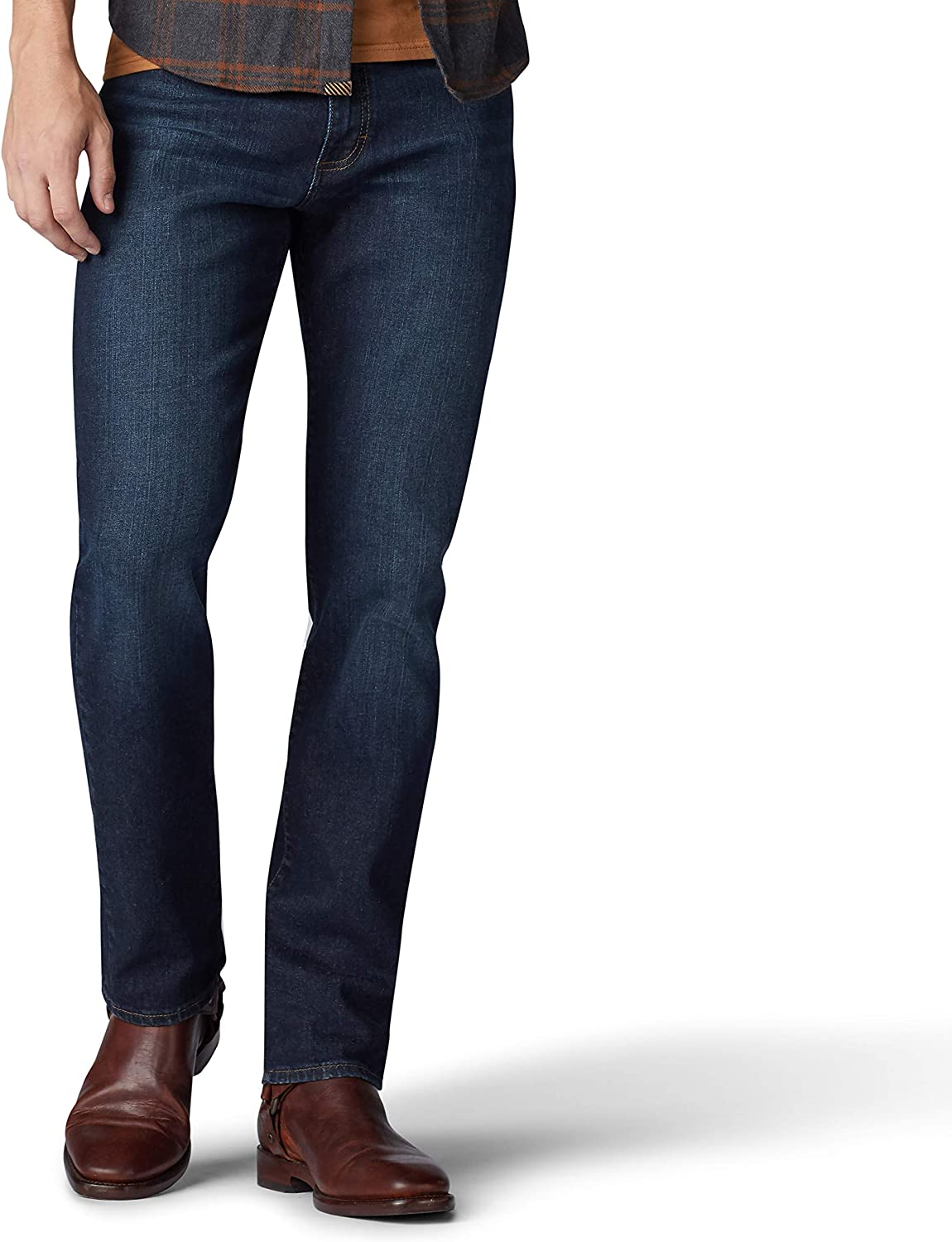 Max 42% OFF Lee Men's Big Tall Performance Series safety Straight Extreme Motion