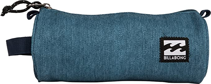 Billabong Mens Barrel Pencil Case - Navy Heather: Amazon.es ...